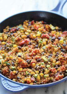 One-Pan-Mexican-Quinoa